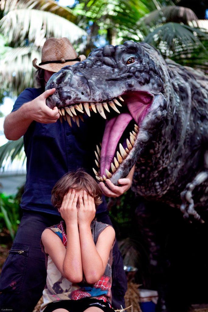 見て・触れて・学べる体験型ショー 恐竜どうぶつ園 @ 市原市市民会館 大ホール