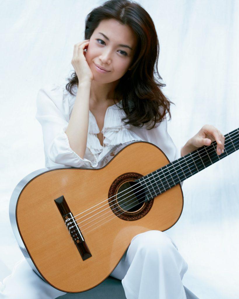 村治佳織・ギターコンサート @ 市原市市民会館 小ホール